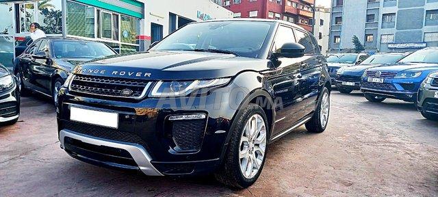 Range Rover évoque  - 1
