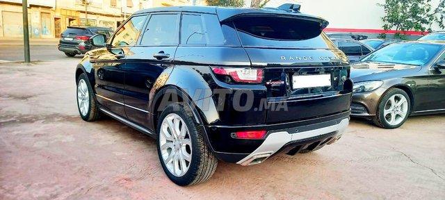 Range Rover évoque  - 3