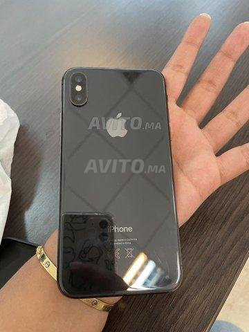 iPhone X 64 g batterie 83 - 1