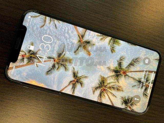 iPhone X 64 g batterie 83 - 8