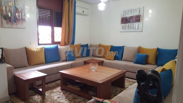 Bel appartement meublé à Hay izdihar - 1