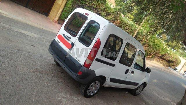 Renault kangoo 1ère main  - 3