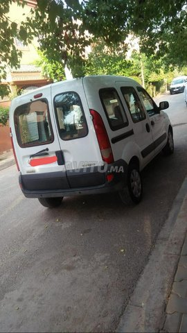 Renault kangoo 1ère main  - 4