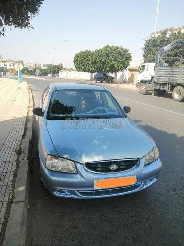 hyundai accent diesel  - 3