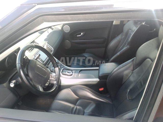 EVOQUE Range Rover  - 7