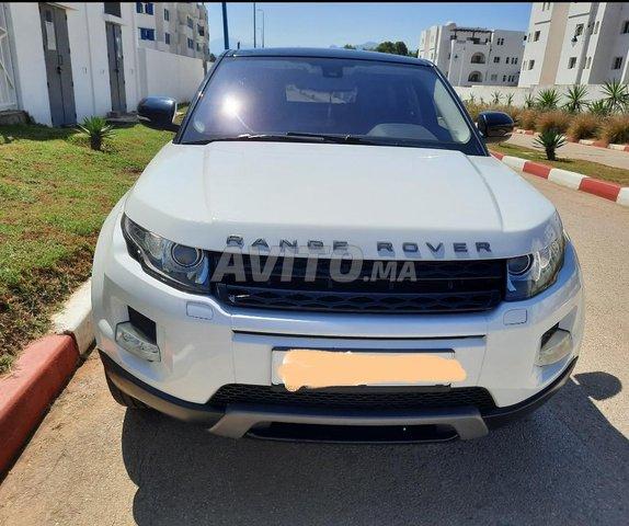 EVOQUE Range Rover  - 4