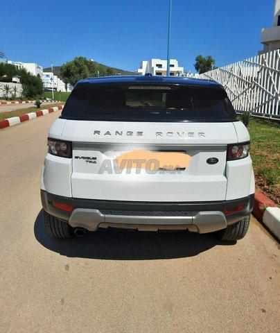 EVOQUE Range Rover  - 3