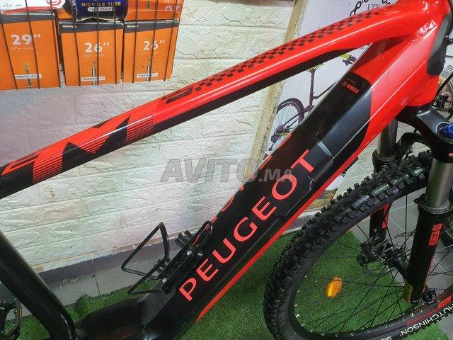 VTT Électrique 29 Peugeot EM02  Aluminium 2020 - 6