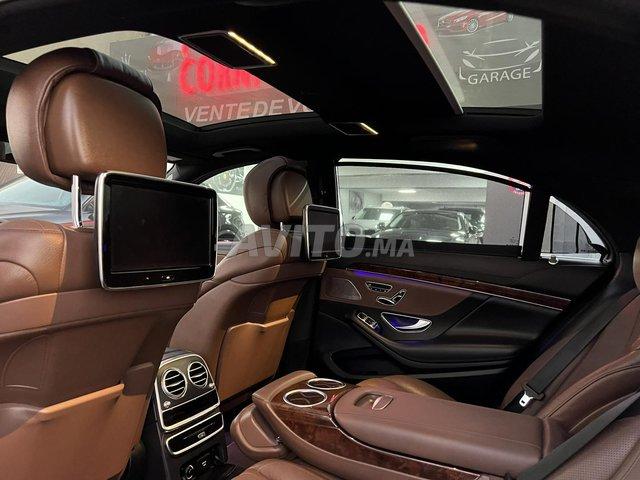 Class s 350 limousine  - 6