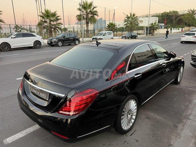 Class s 350 limousine  - 4
