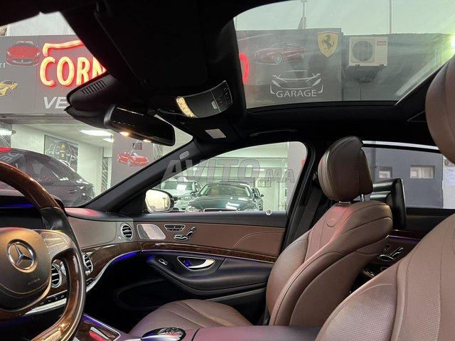 Class s 350 limousine  - 8