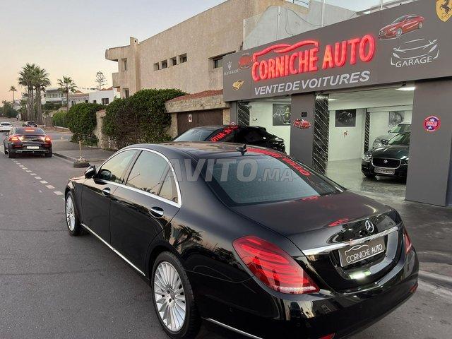 Class s 350 limousine  - 2