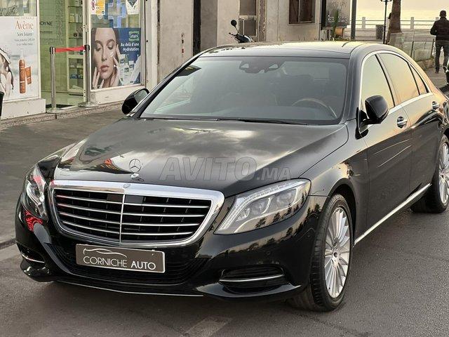 Class s 350 limousine  - 7