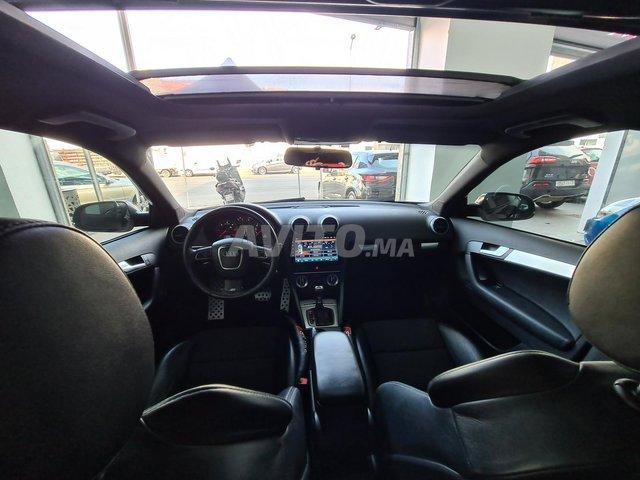 Audi A3 première main S.line tout option  - 6