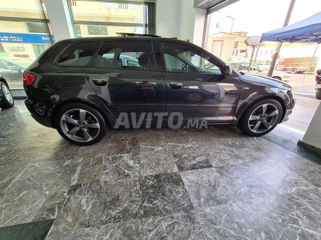 Audi A3 première main S.line tout option  - 4