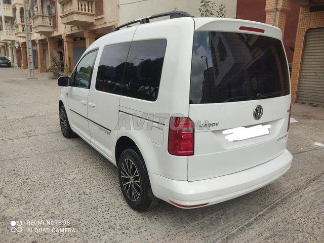Volkswagen Caddy Automatique - 1