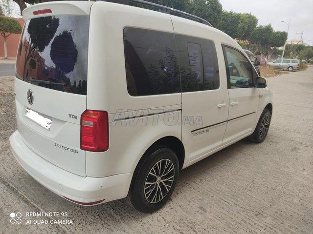 Volkswagen Caddy Automatique - 2