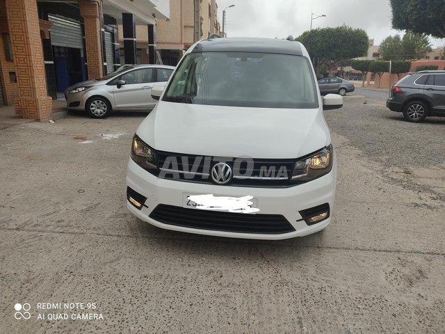 Volkswagen Caddy Automatique - 3