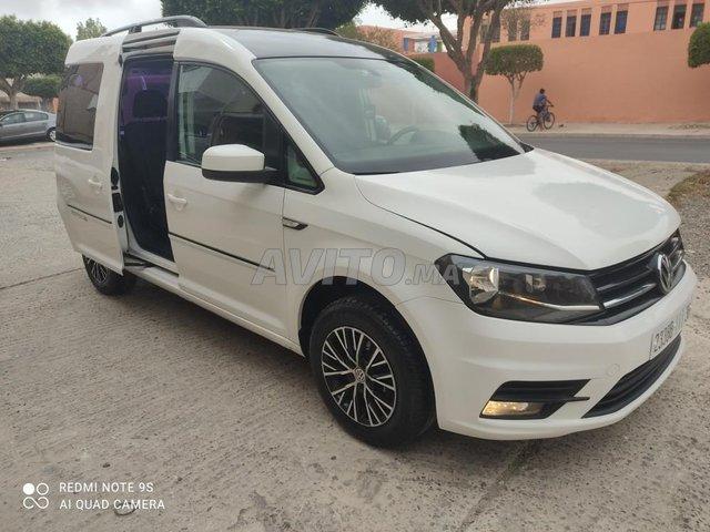 Volkswagen Caddy Automatique - 4