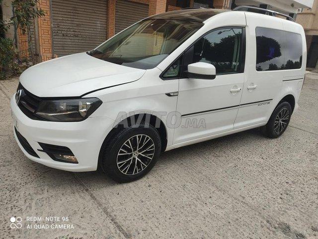Volkswagen Caddy Automatique - 5