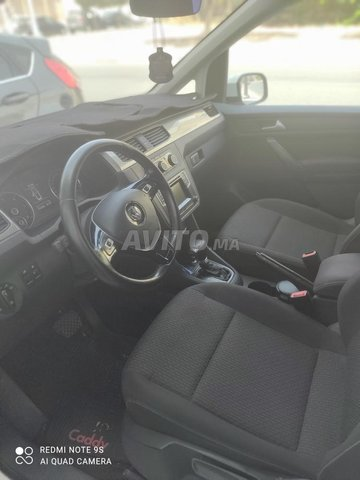 Volkswagen Caddy Automatique - 7