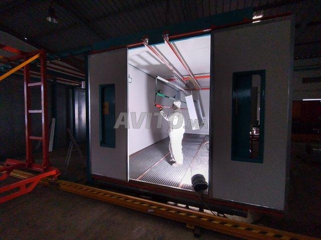 vente machines thermolaquage maroc - 2