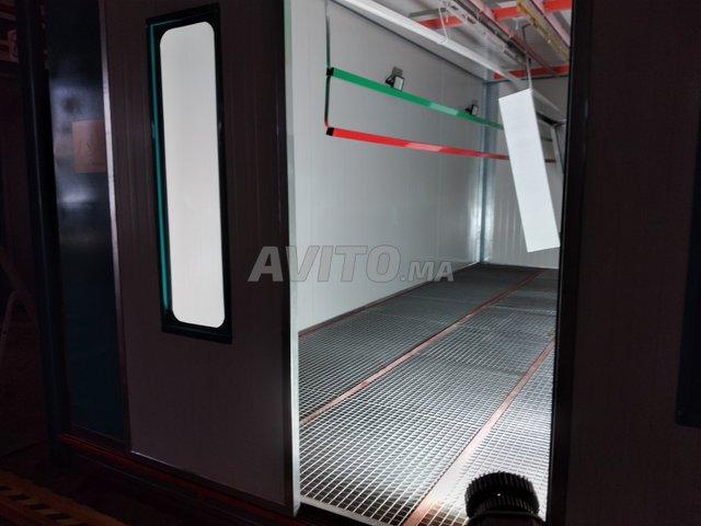vente machines thermolaquage maroc - 4