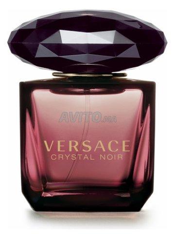 Versace Crystal Noir Eau de parfum Authentique - 3