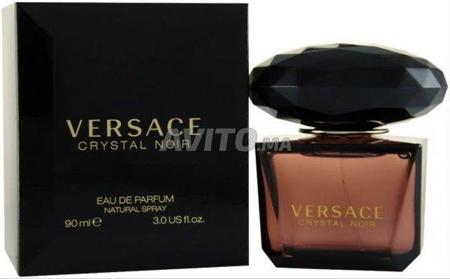 Versace Crystal Noir Eau de parfum Authentique - 1