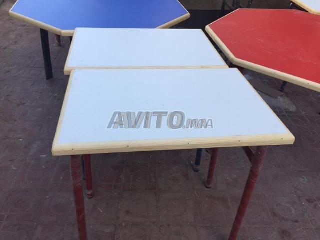 table e chaise scolaire privée et formation - 3