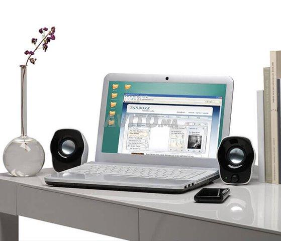 Logitech Logitech Stereo Speakers Z120 - 1