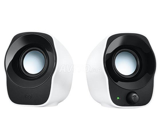 Logitech Logitech Stereo Speakers Z120 - 4