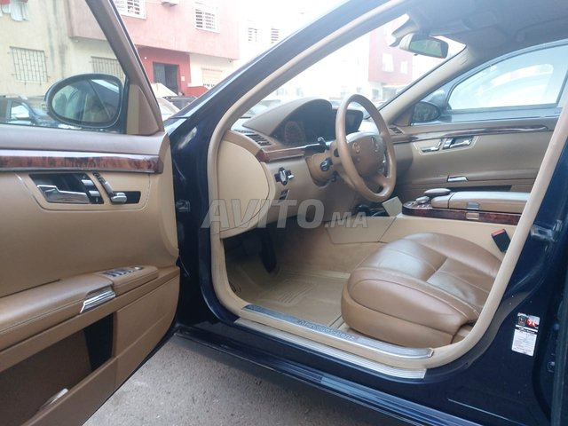 Mercedes classe s  - 3