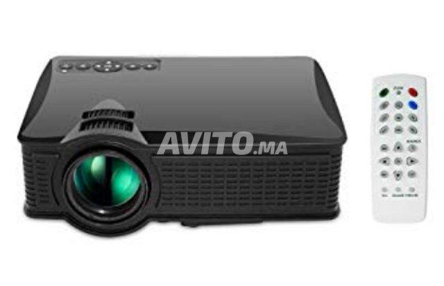 Owlenz SD60 Projecteur Sans Fil Miracast - 1
