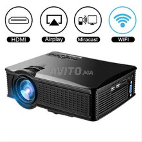 SD60 Wireless Smart Projecteur Full HD - 1