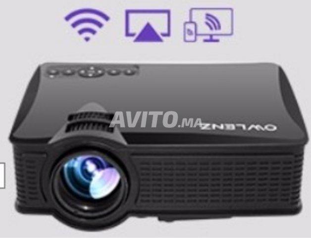 SD60 Airplay WIFI Projecteur 1500L Full HD - 1