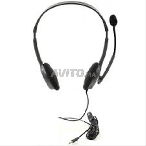 Casque Logitech Stereo Headset H111 - 3