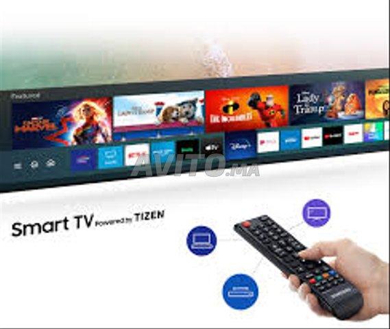 SAMSUNG TV 55TU7172 Cristal UHD 4K 2020 - 2