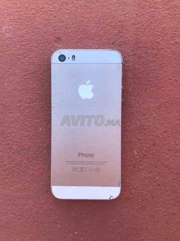 iPhone 5S Gold (32GB) with touch ID - 4