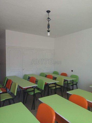 Table Scolaire et chaise - 5