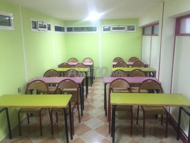 Table Scolaire et chaise - 1