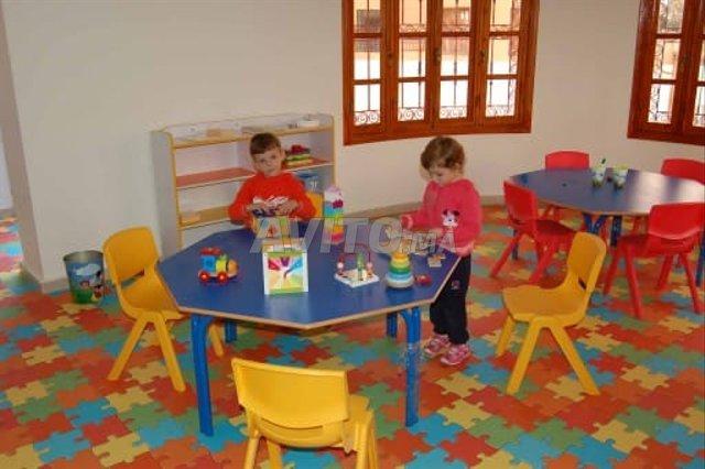 Table Scolaire et chaise - 4
