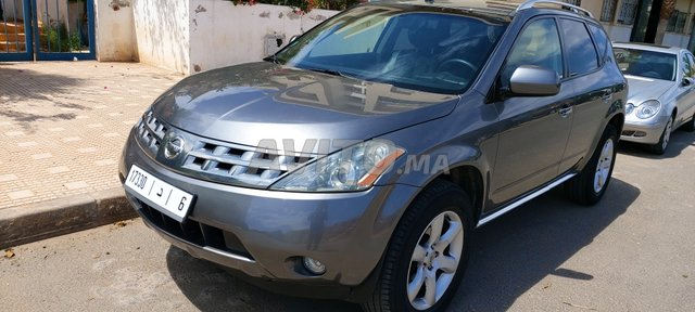 nissan murano toute options - 2