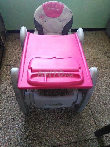 Chaise haute bureau - 2