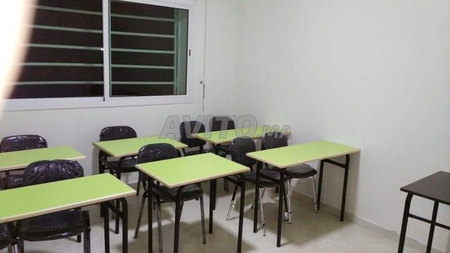 Table Scolaire et chaise - 3