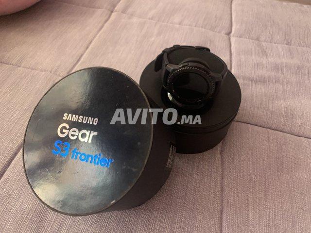 Samsung gear s3 frontier  - 2