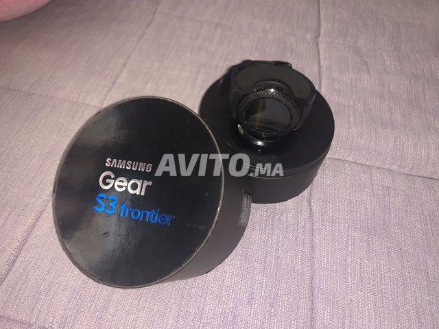 Samsung gear s3 frontier  - 4