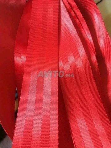 Ceinture Securite Rouge - 2