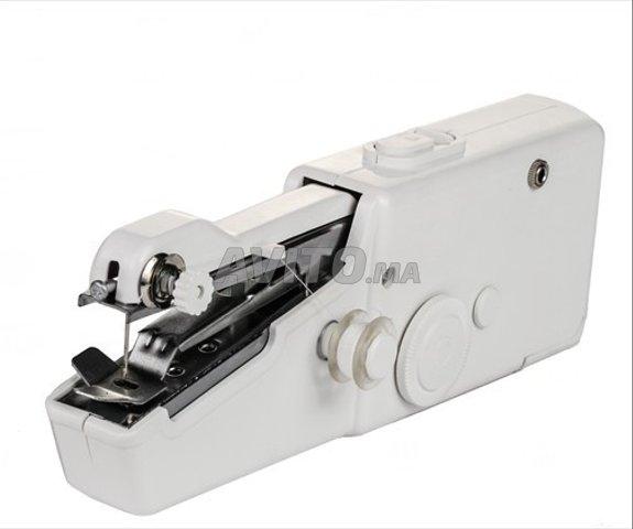 Mini machine a coudre portable - 2