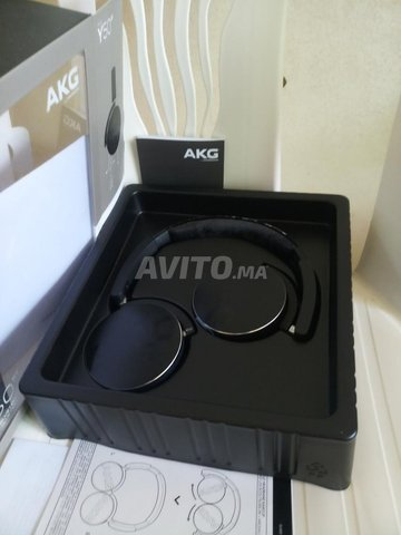 Casque AKG Y50BT /Noir /Bluetooth - 5